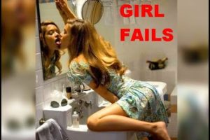 Try To Laugh Clean Funny Girls Fails Compilations 2019 !! Fails of the Week #awwlife (Part 1)