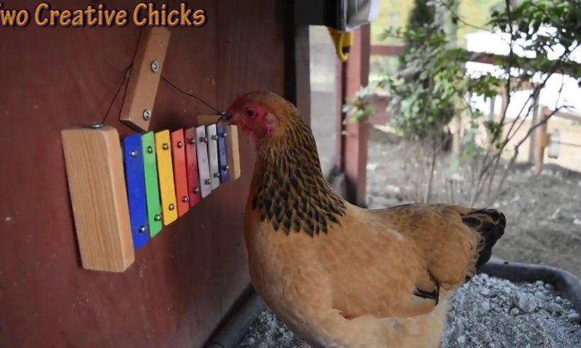 BACH BACH Chickens