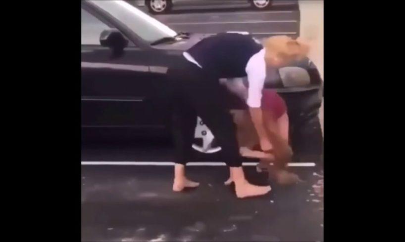 Crazy hood fights #2