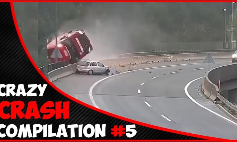 Deadly Crashes Caught on Tape Compilation 2019 #5 || Brutal Crashes 2019 ?