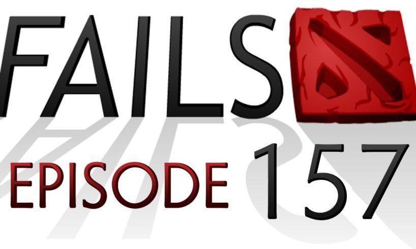Dota 2 Fails of the Week - Ep. 157