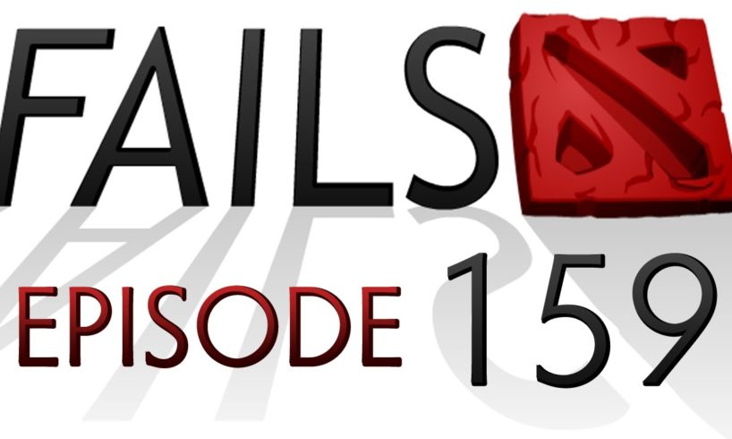 Dota 2 Fails of the Week - Ep. 159
