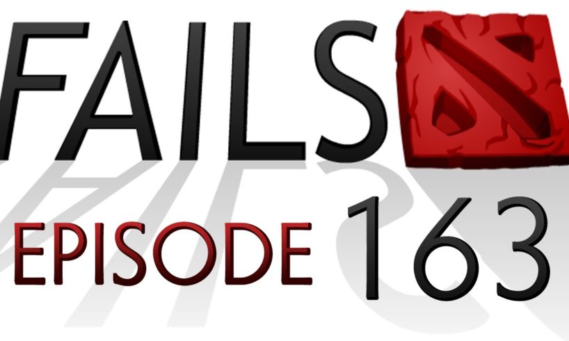 Dota 2 Fails of the Week - Ep. 163