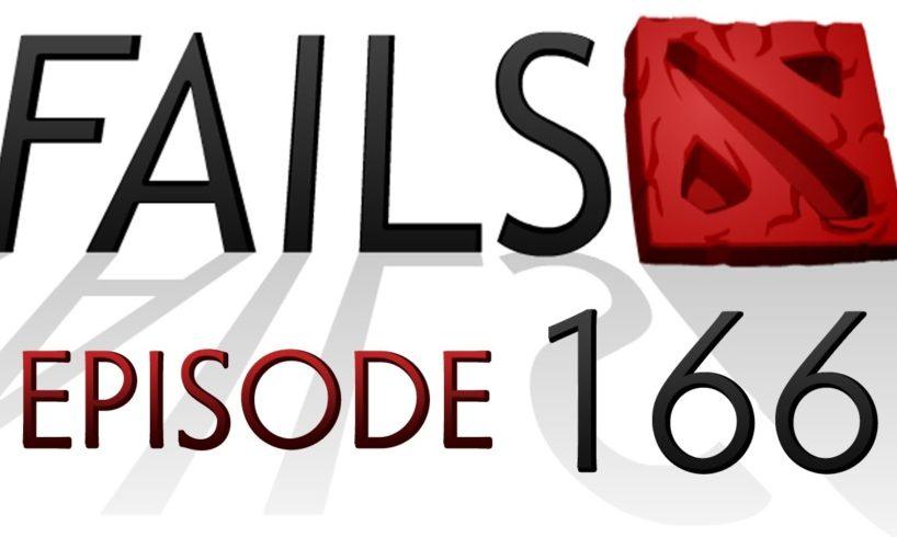 Dota 2 Fails of the Week - Ep. 166