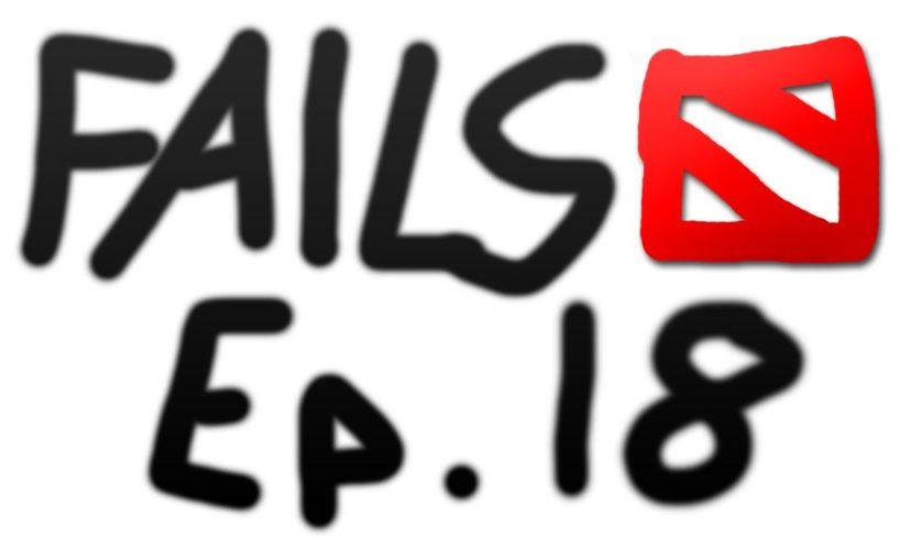 Dota 2 Fails of the Week - Ep. 18