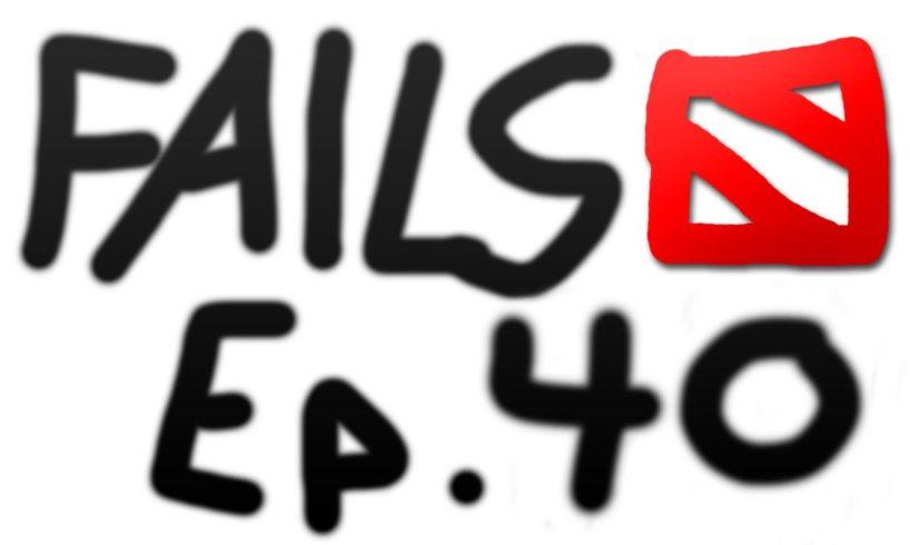 Dota 2 Fails of the Week - Ep. 40