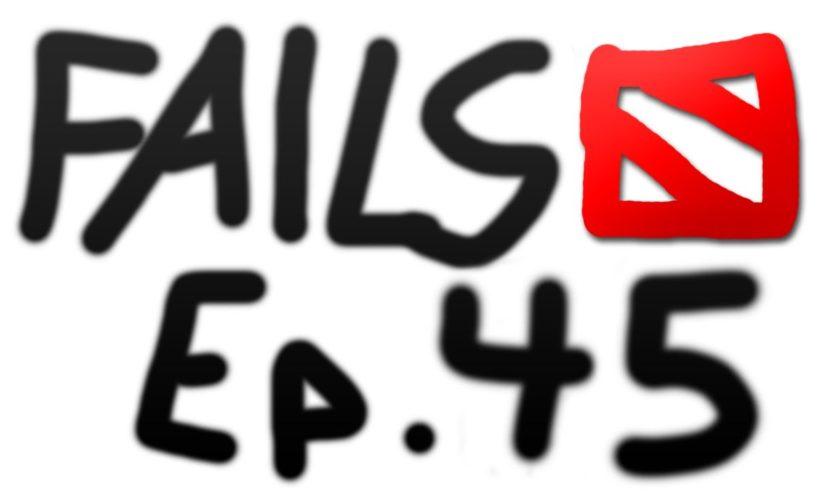 Dota 2 Fails of the Week - Ep. 45