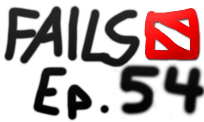 Dota 2 Fails of the Week - Ep. 54