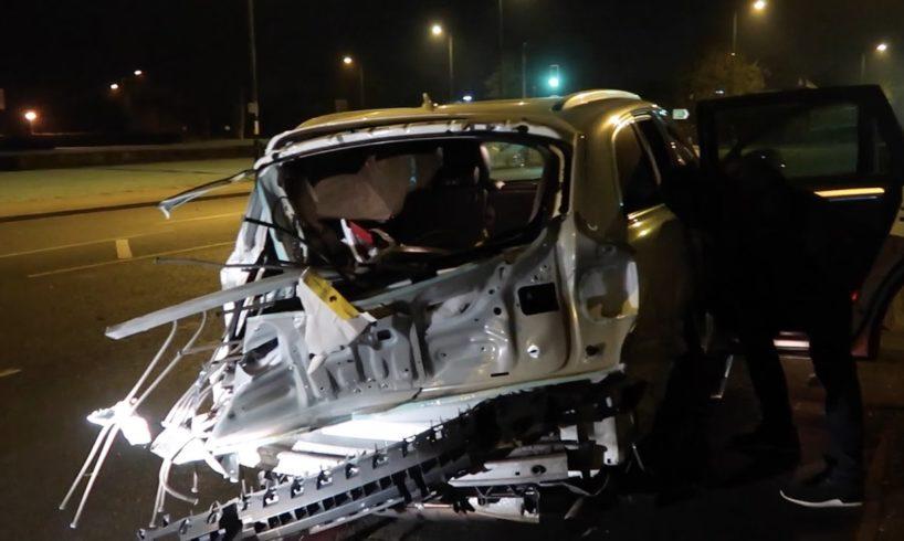 I had a NEAR DEATH CAR CRASH EXPERIENCE!!!