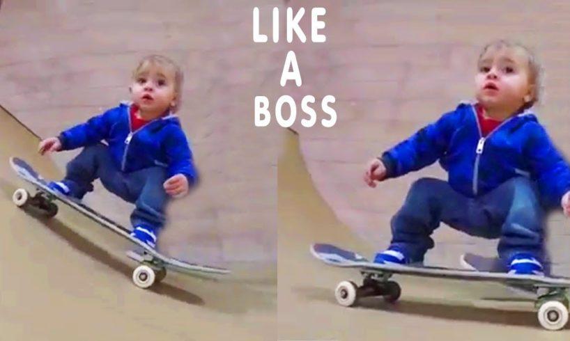 Like A Boss Compilation #1 | Amazing People Around the World | #LikeABoss