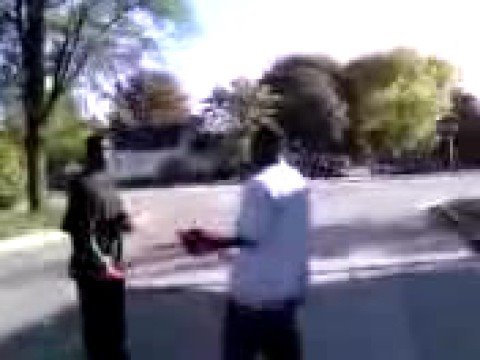 MILWAUKEE HOOD  FIGHT PT. 1