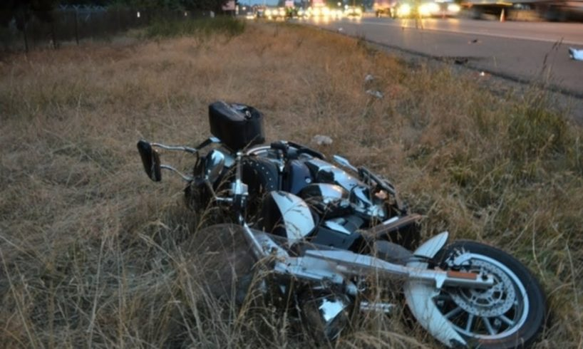 Near Death Experience - Woman Leaves Body After Motorcycle Crash And Sees Angel