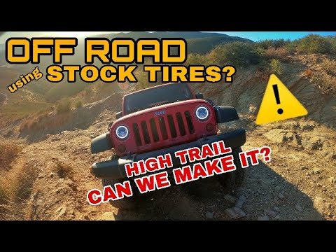 OFF ROAD GONE WRONG   JEEP WRANGLER STUCKED   MY FIRST TIME OFF ROAD RIDE