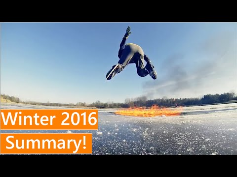 PEOPLE ARE AWESOME - Winter 2016 Summary!