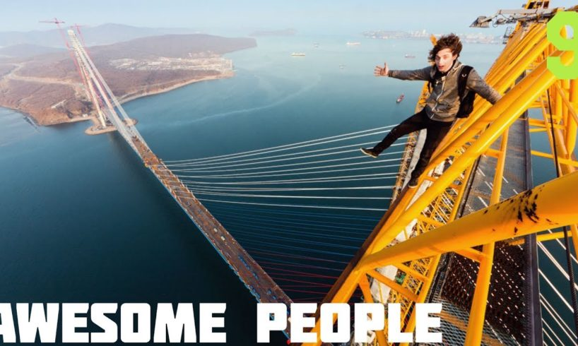 People are awesome pt.9 [Amazing Life]