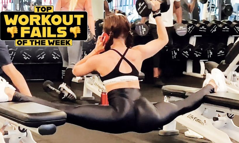 Top Workout Fails Of The Week: Is That Lifting Or Humping?   October 2019 - Part 2