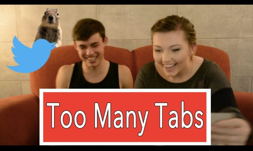 Twitter Takeover & Animal Fights // Too Many Tabs #1