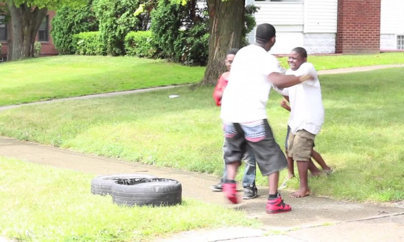 Who Hit My Sister! (hood Fight Spoof)
