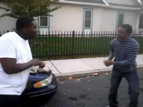 baltimore hood fights
