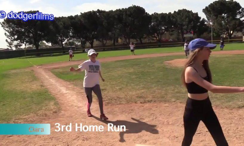 dodgerfilms Softball Series Home Run Compilation (On-Season #3) [2018]
