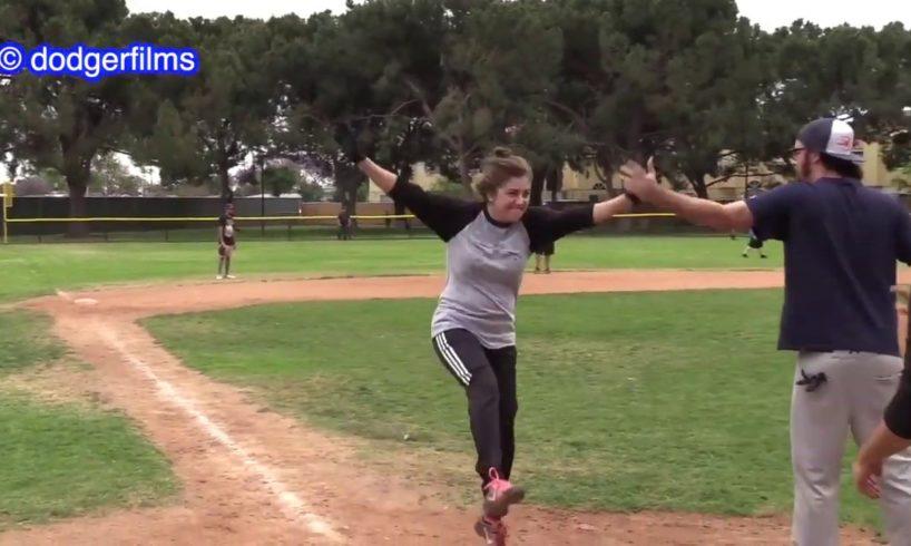 dodgerfilms Softball Series Home run Compilation (On-Season #3) pt. 2