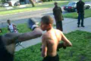 Hood Fights Part 1