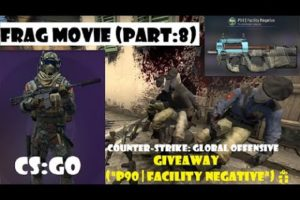 CS:GO - Frag Movie (Part:8) 🤯🔫[People are Awesome]ᴷ¹⁰ˣ