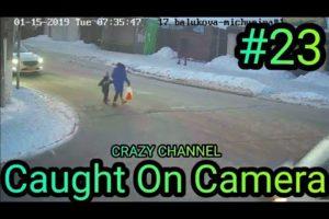 FATAL   NEAR DEATH ? Accident Compilation Truck Car Bike Moto Work RIP Plain Cctv Lucky Crashes #23