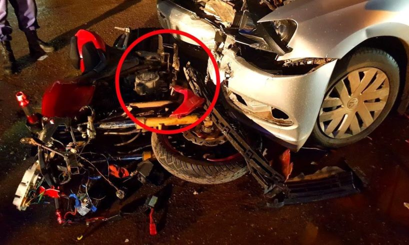 Motorcycle Crashes & Road Rage   Close Calls & Near Misses [Ep.#6]
