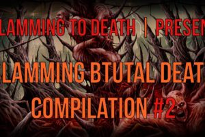 [SLAMMINGTODEATH] SLAMMING BRUTAL DEATH MASSACRE COMPILATION #2