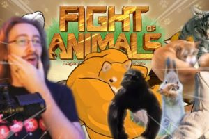 The Memes Are Real...FIGHT OF ANIMALS: Arcade Mode - Playthru