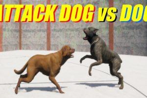 Far Cry 5 Arcade - Animal Fight: Attack Dog vs Dog Battles (Custom Map Editor)