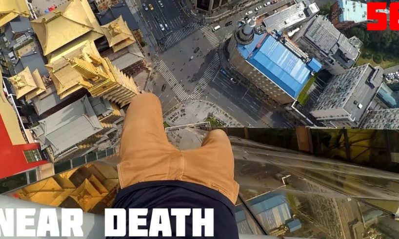 NEAR DEATH EXPERIENCES CAPTURED by GoPro pt.56 [Amazing Life]