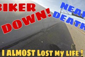 I ALMOST DIED! (CRAZY MOTO CRASH NEAR DEATH)