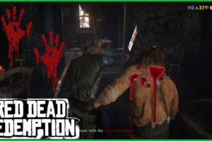 Red Dead Redemption 2  Bar Brawl EP. 1 |FUNNIEST HOOD FIGHT