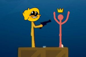 ¡SI TE RÍES PIERDES NIVEL STICK FIGHT! 😂🏆 MIKECRACK STICK FIGHT #1