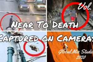 Best of Near To Death captured |Crazy Near Death Videos on camera completion | Lucky people