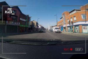 Driving Around The Streets Of Manchester During Coronavirus UK Lockdown EP01   Pie Radio