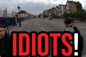 Idiots Teens Confronts Bikers | Crazy People & Bad Drivers VS Bikers. EP [120]