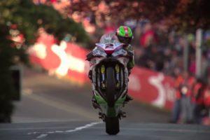 Isle of Man TT - Intense Slow Motion Compilation (HD)