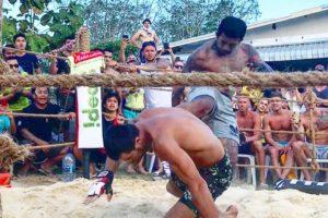 Street Fight na piachu NIEBEZPIECZNY TAJ - Phuket TIGER #specjalny