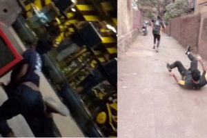 Weird and Funny Parkour Bails and Fails   Parkour and freerunning  fails in Mumbai  
