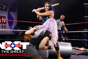Mia Yim vs. Candice LeRae – Street Fight: NXT Great American Bash, July 8, 2020