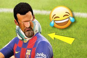 BEST FIFA 20 FAILS - FUNNY MOMENTS #2 (FAILS,GOALS AND SKILLS COMPILATION)