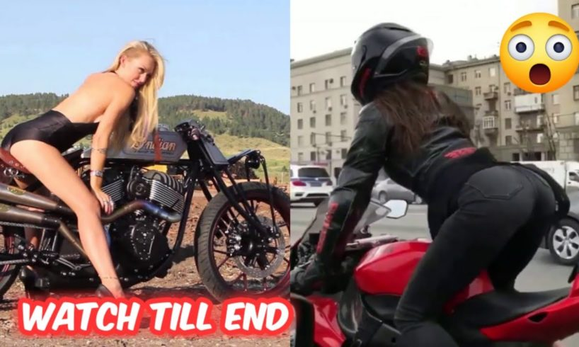 Funny Fails Try Not To Laugh | FUNNY VIDEOS Motorcycle Fail Compilation | Bike Fails | Funny Videos