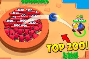 TOP 200 FUNNIEST FAILS IN BRAWL STARS