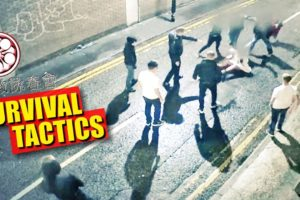 Life Saving RULES Defending GANG ATTACKS in Street Fights