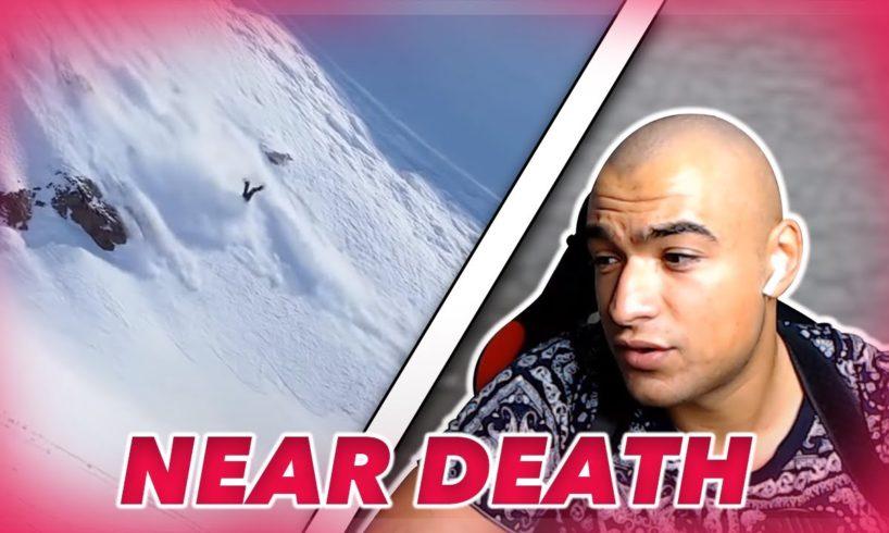 Oguzhanlive reagiert auf NEAR DEATH Compilation