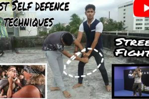 best Self defence techniques | Win Street Fights | 3-4 real techniques to defense | Martial Arts |