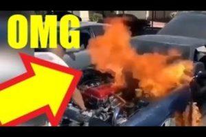 Car Crash Compilation [18] Near Death Caught On Camera Dash USA America Russia 2020 Fails Road Rage